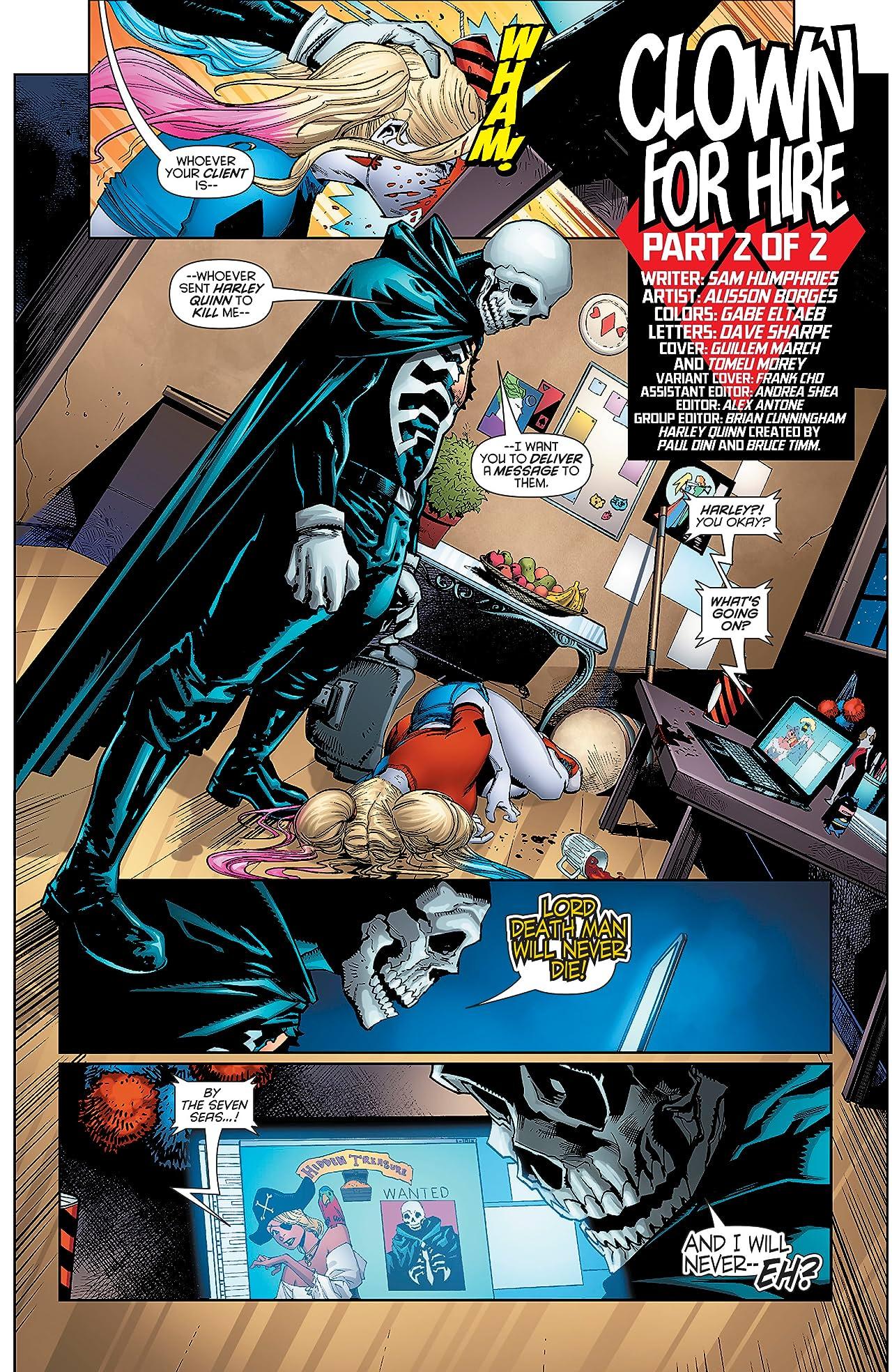 Harley Quinn (2016-) #49