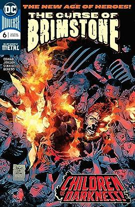 The Curse of Brimstone (2018-2019) #6