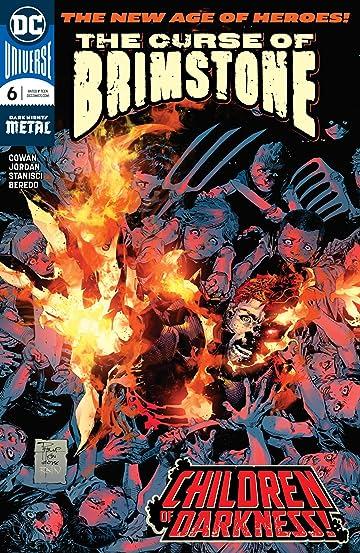 The Curse of Brimstone (2018-) #6