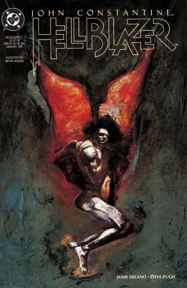 Hellblazer #37