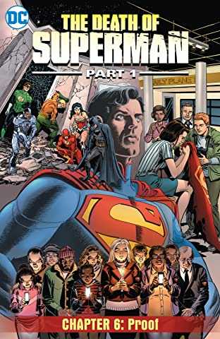 Death of Superman, Part 1 (2018) #6