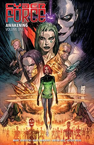 Cyber Force (2018-) Tome 1: Awakening