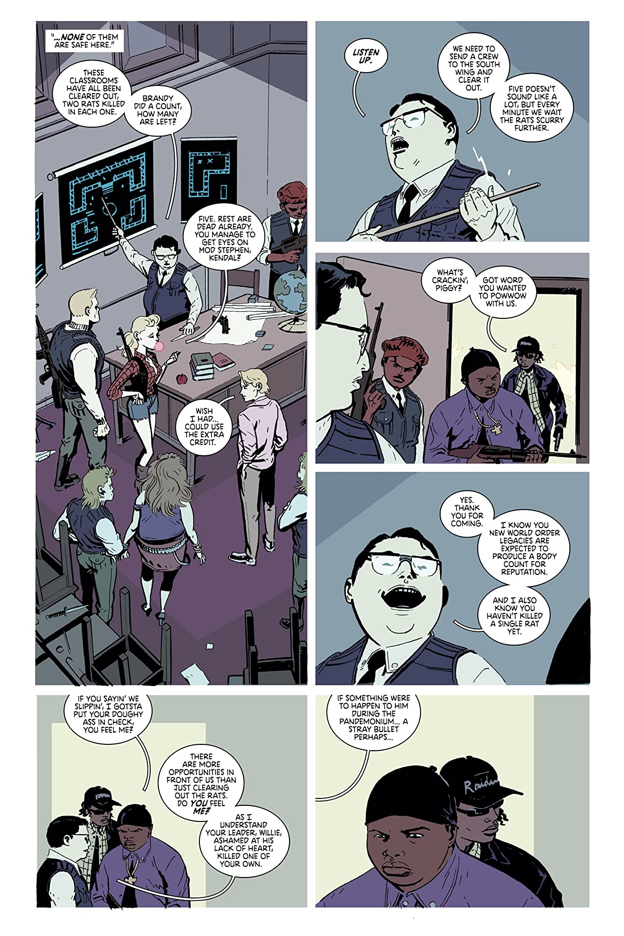 Deadly Class: Book Two: The Funeral Party