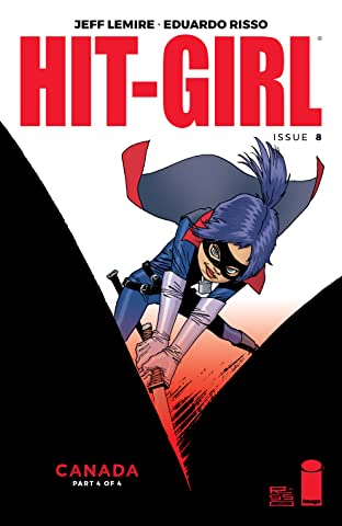 Hit-Girl No.8