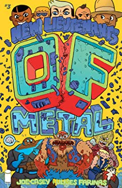 New Lieutenants of Metal #3