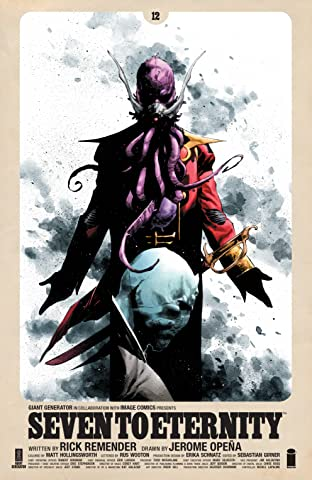 Seven to Eternity No.12