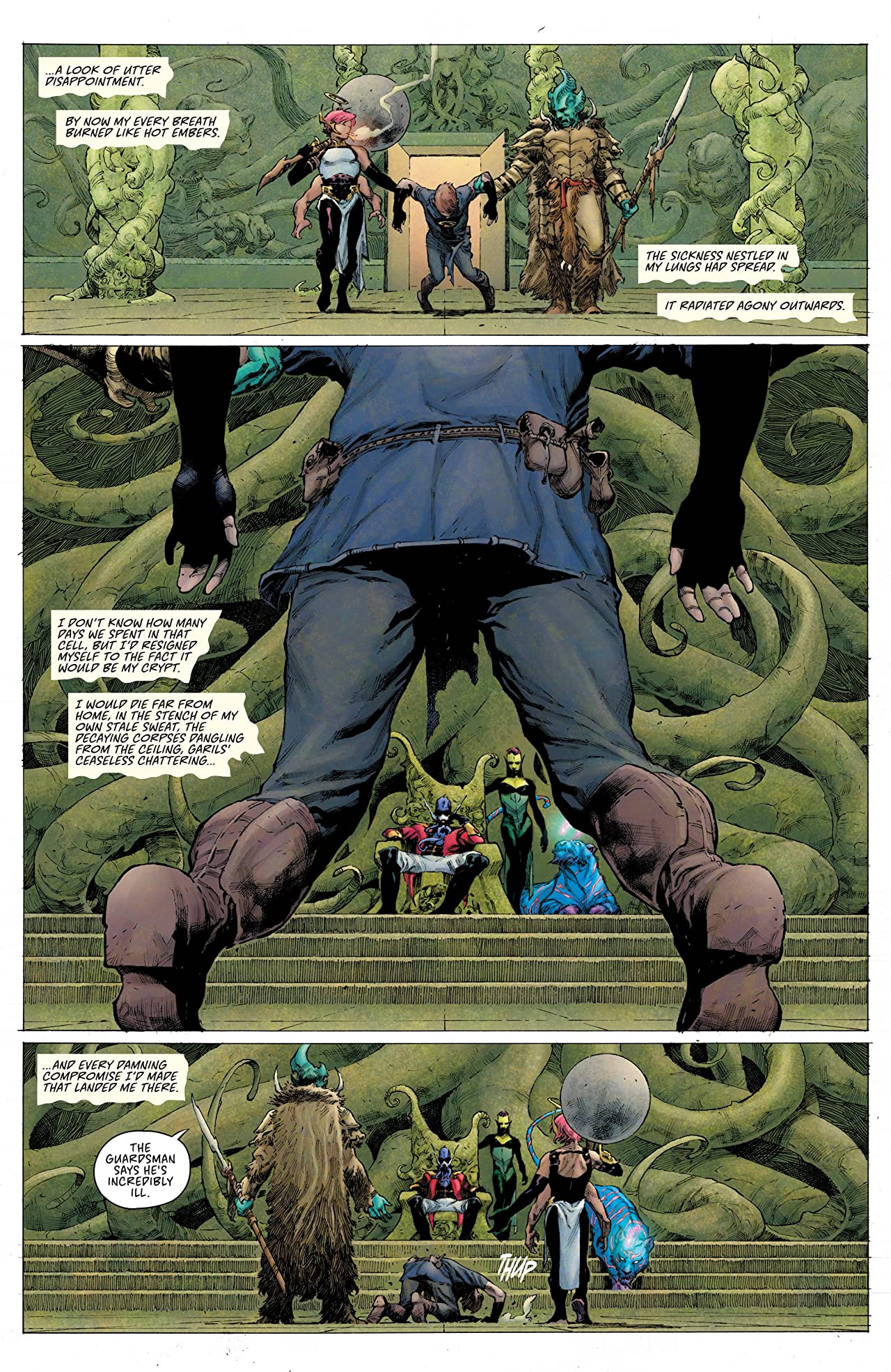 Seven to Eternity #12