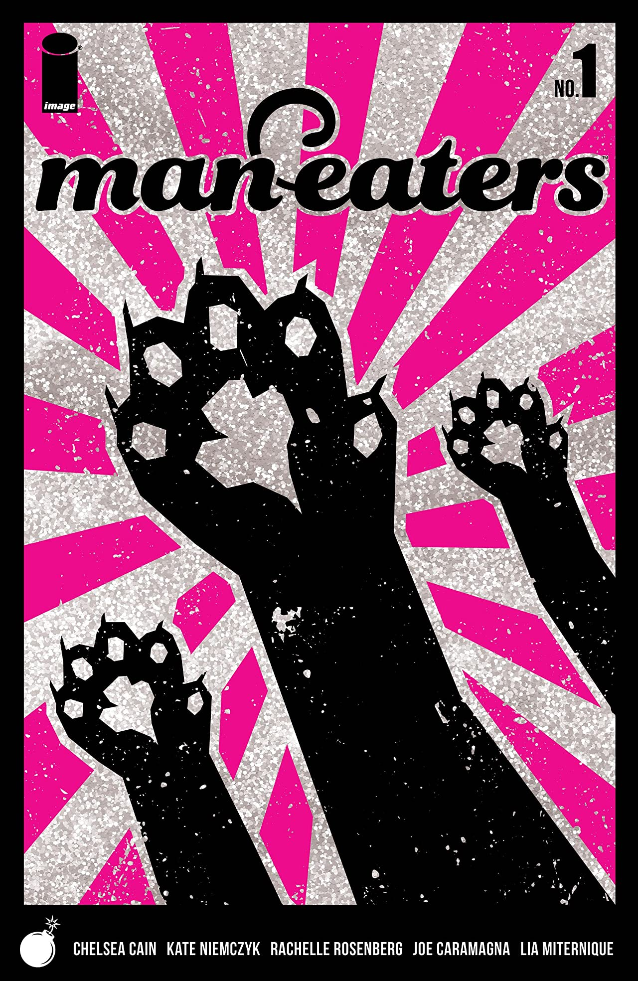 Man-Eaters No.1