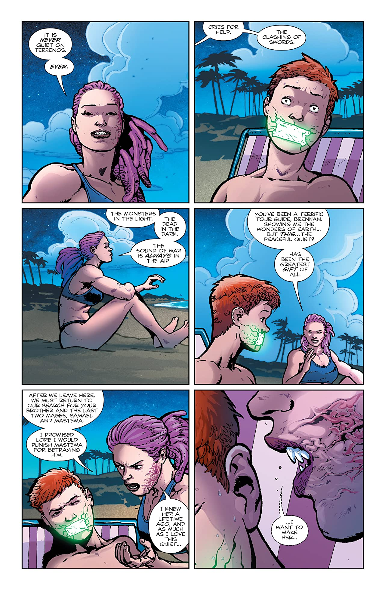 Birthright #31