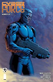 Cyber Force (2018-) #6