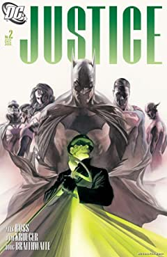 Justice #2 (of 12)