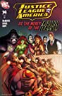 Justice League of America (2006-2011) #14