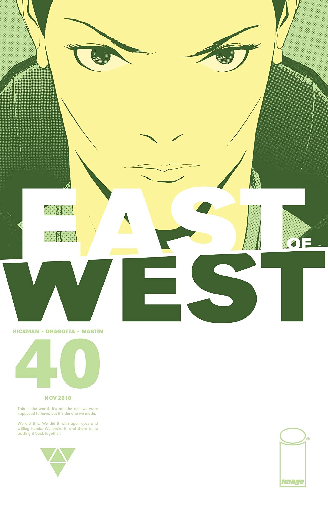 East of West No.40