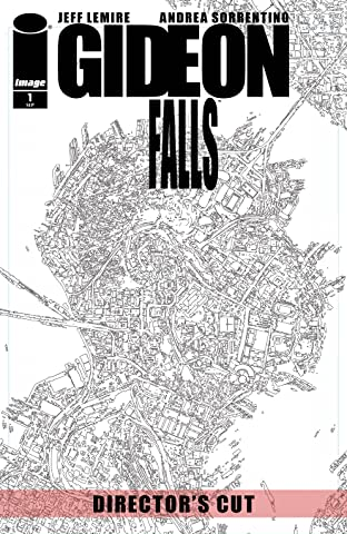 Gideon Falls: Director's Cut No.1