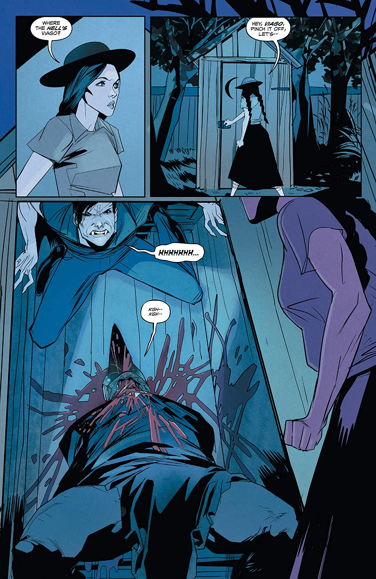 Hack/Slash: Resurrection #11