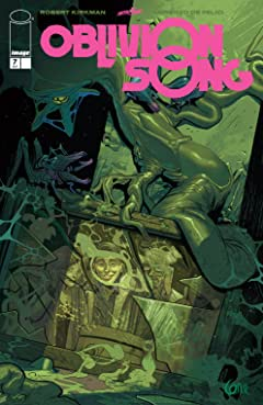 Oblivion Song by Kirkman & De Felici #7