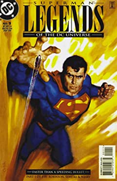 Legends of the DC Universe No.1