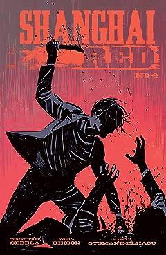 Shanghai Red #4