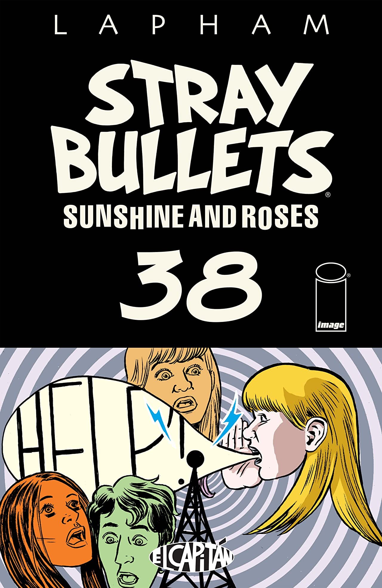 Stray Bullets: Sunshine & Roses No.38