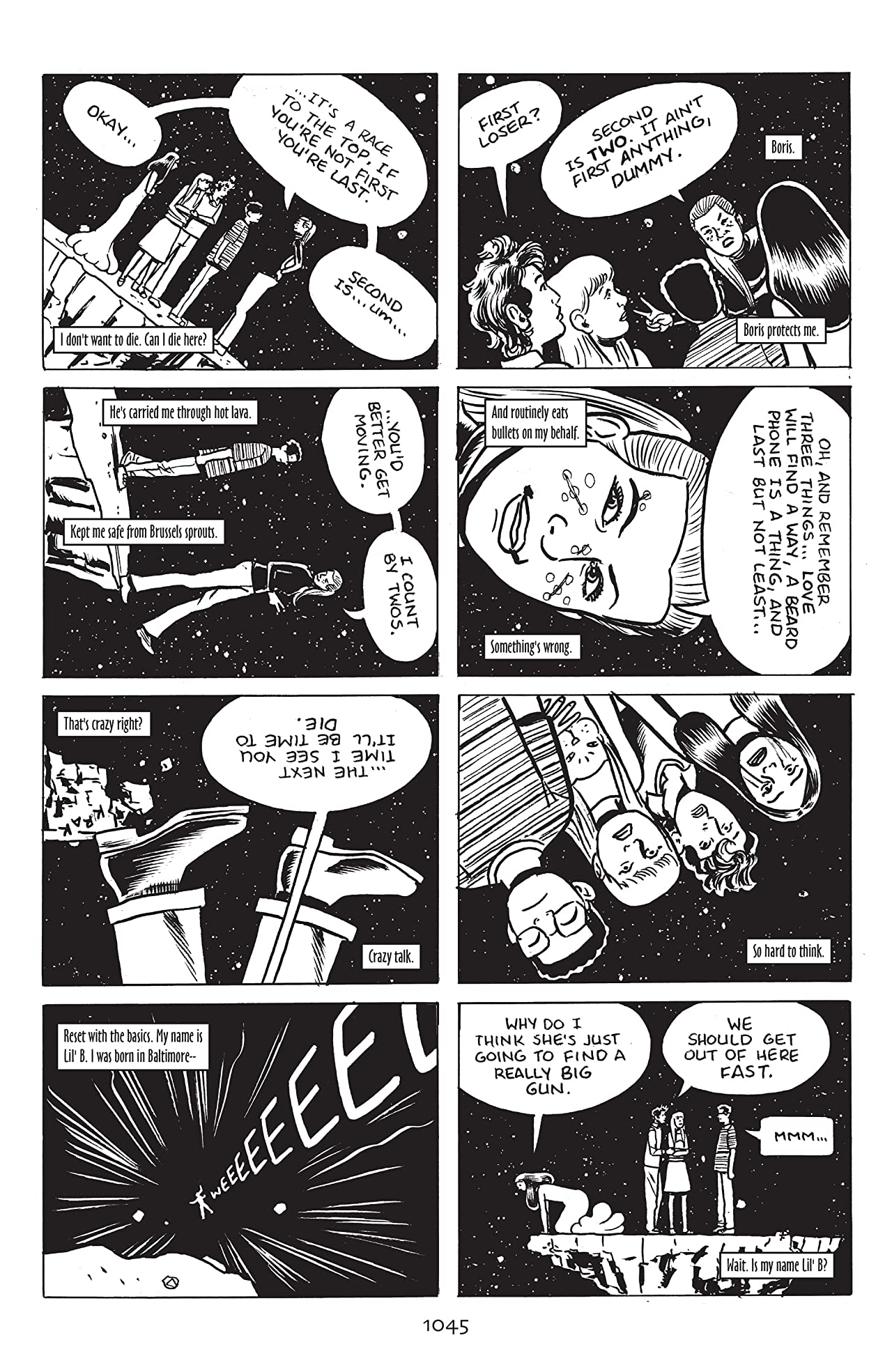 Stray Bullets: Sunshine & Roses #38