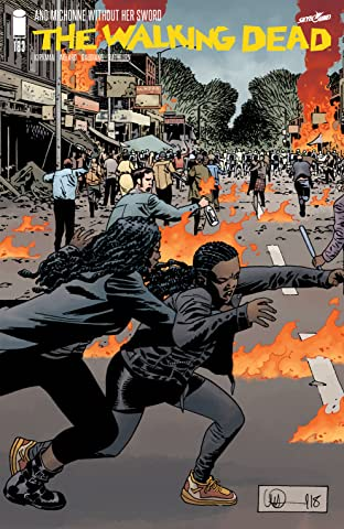 The Walking Dead #183