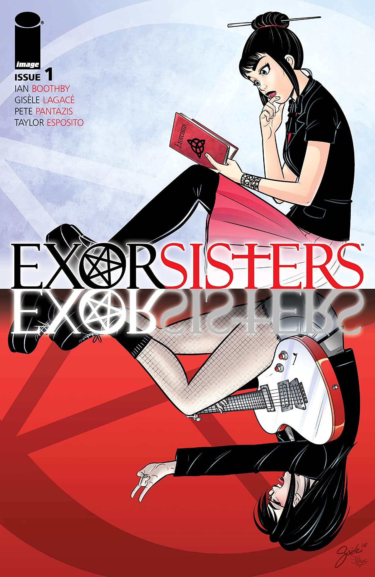 Exorsisters No.1