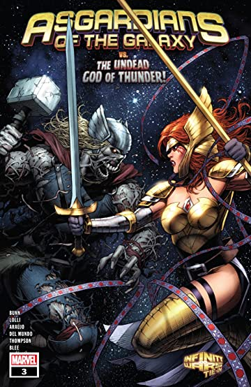 Asgardians of the Galaxy (2018-) #3