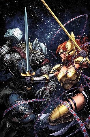 Asgardians of the Galaxy (2018-) #3