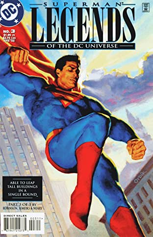 Legends of the DC Universe #3