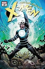 Astonishing X-Men (2017-2018) #17