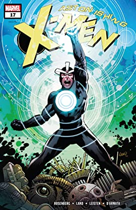 Astonishing X-Men (2017-2018) #17