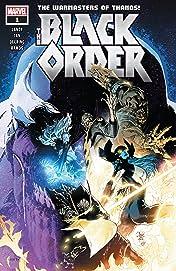 Black Order (2018-2019) #1 (of 5)