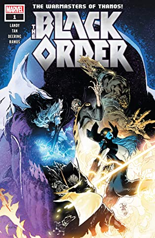 Black Order (2018-) #1 (of 5)