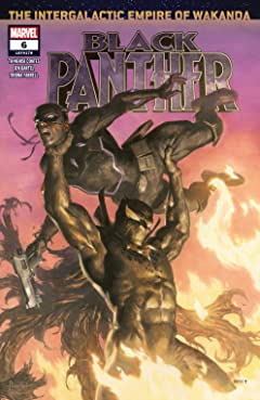 Black Panther (2018-) No.6