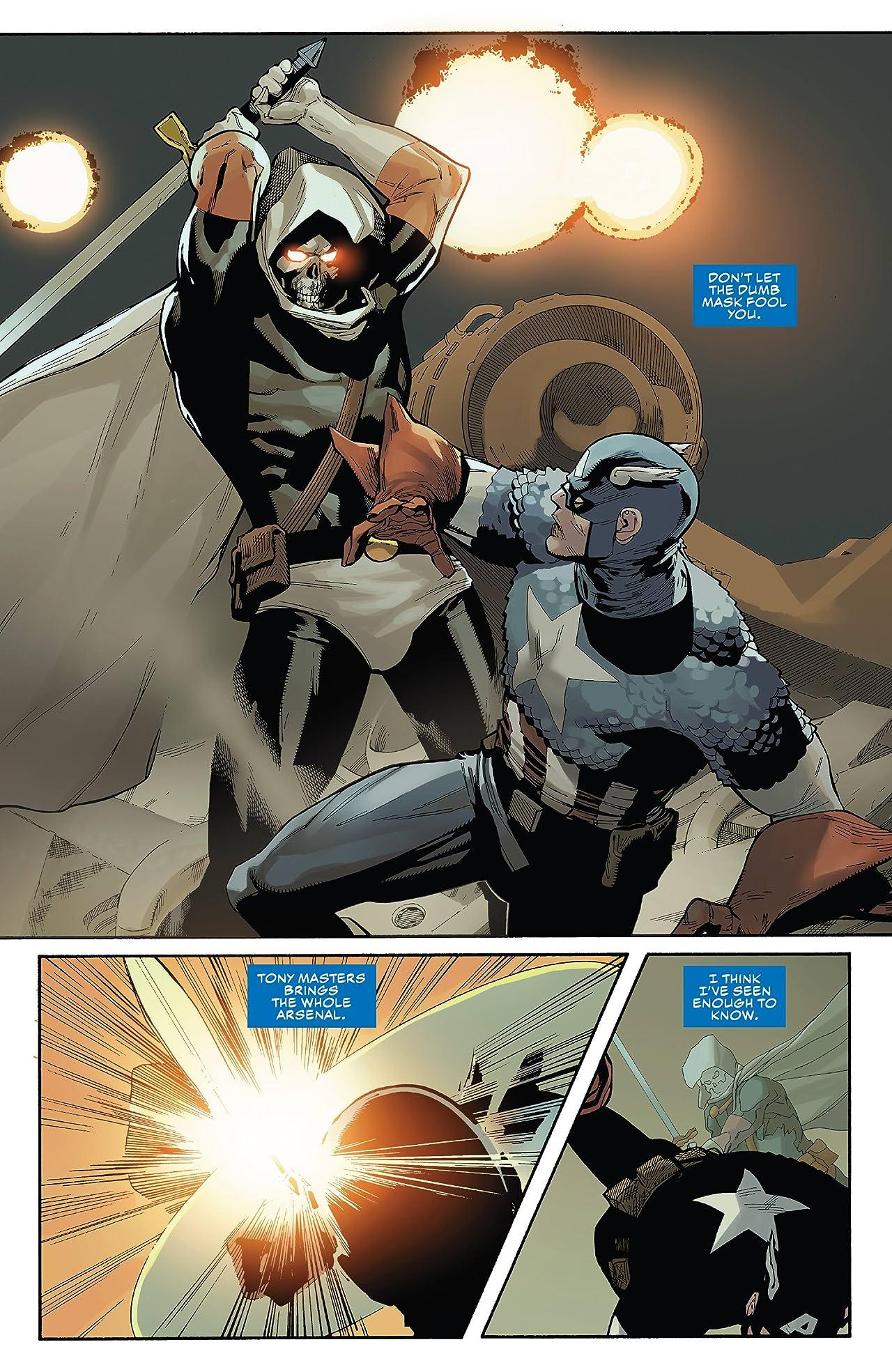 Captain America (2018-) #5