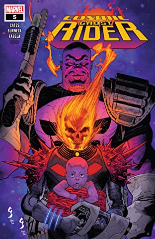 Cosmic Ghost Rider (2018) #5 (of 5)