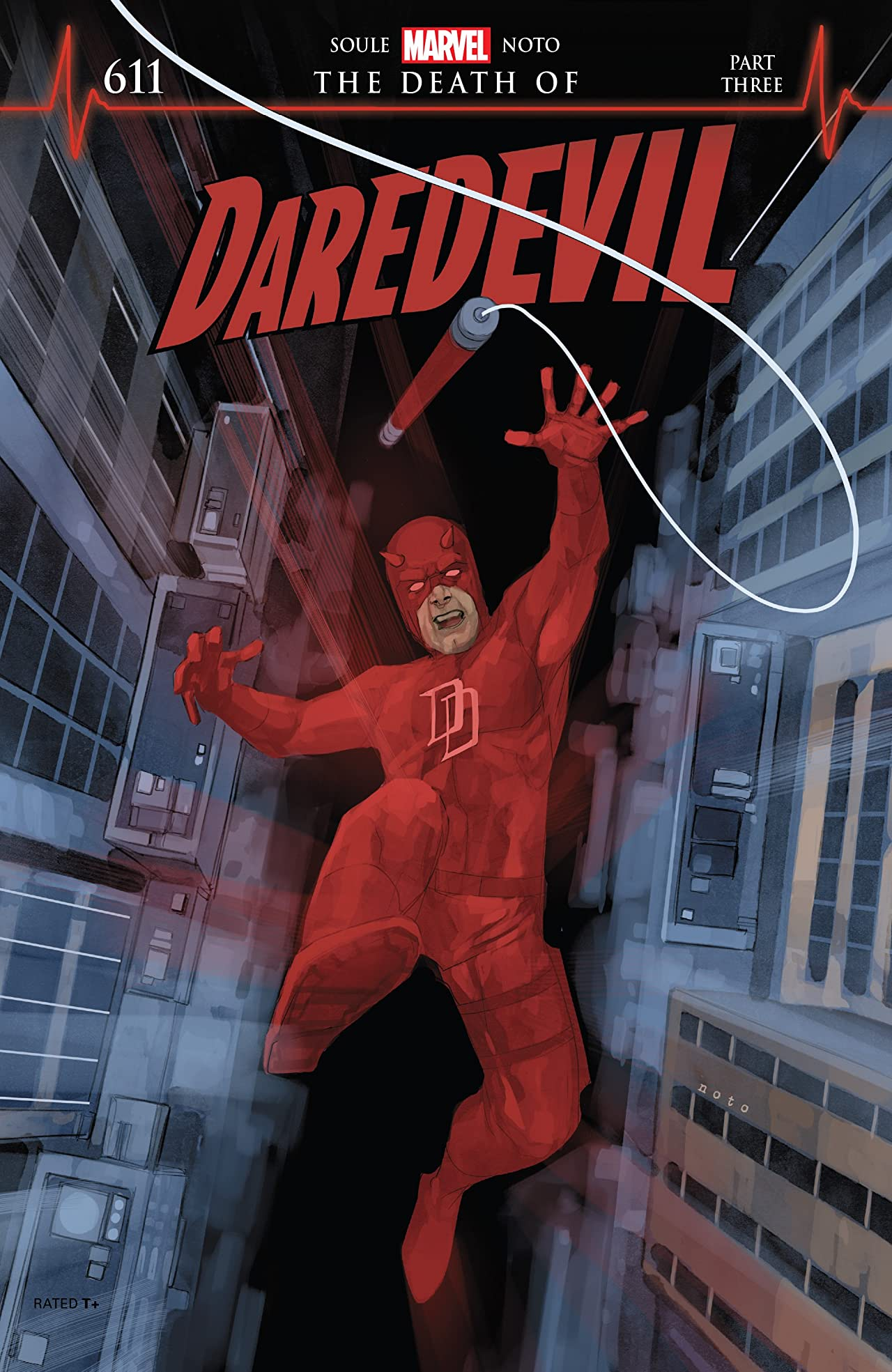 Daredevil (2015-) No.611