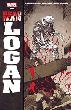 Dead Man Logan (2018-2019) #1 (of 12)