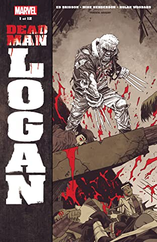 Dead Man Logan (2018-) No.1 (sur 12)