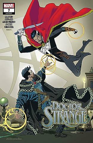 Doctor Strange (2018-2019) No.7