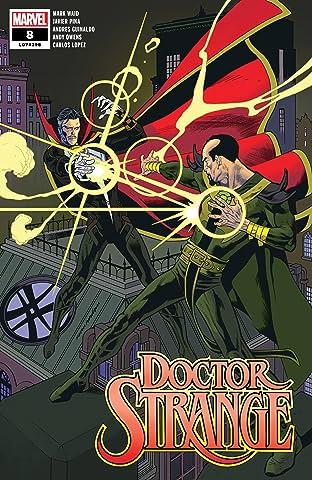 Doctor Strange (2018-2019) No.8