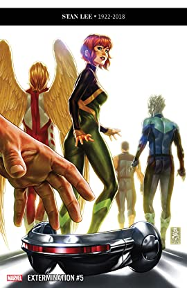Extermination (2018) #5 (of 5)