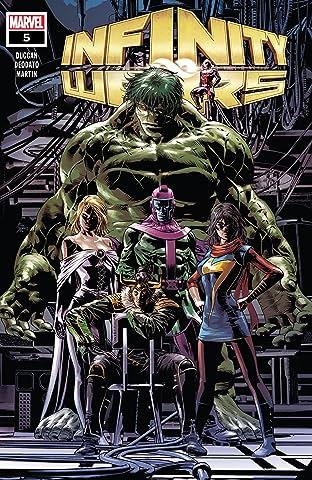 Infinity Wars (2018) #5 (of 6)