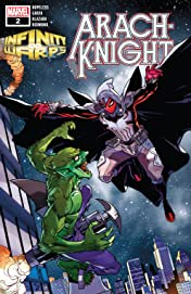 Infinity Wars: Arachknight (2018) #2 (of 2)
