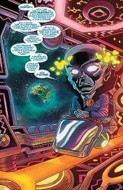 Infinity Wars: Infinity Warps (2018) #1 (of 2)
