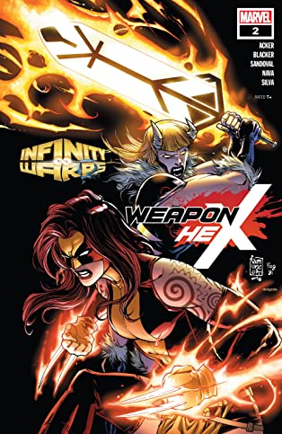 Infinity Wars: Weapon Hex (2018) #2 (of 2)