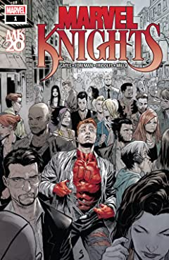 Marvel Knights: 20th (2018-2019) #1 (of 6)