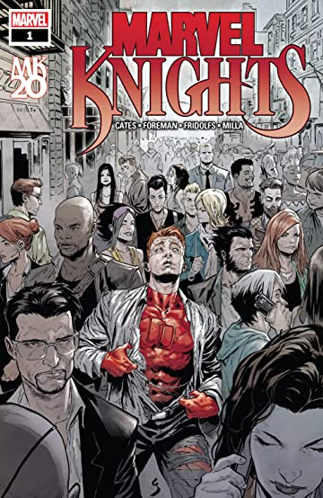 Marvel Knights: 20th (2018-) #1 (of 6)