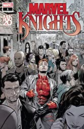 Image result for marvel knights 20th #1