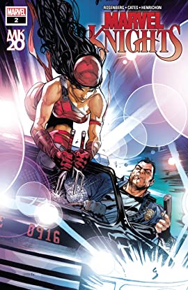 Marvel Knights: 20th (2018-) #2 (of 6)